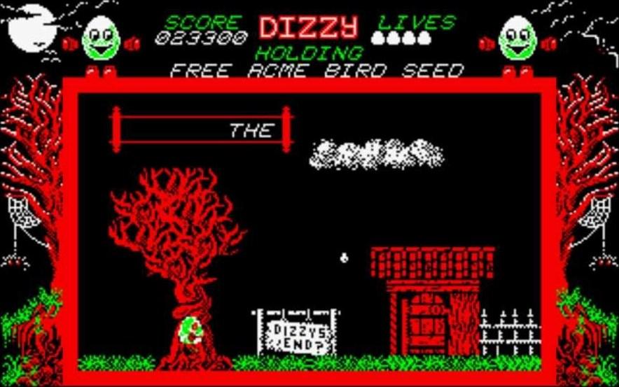 Amstrad Dizzy