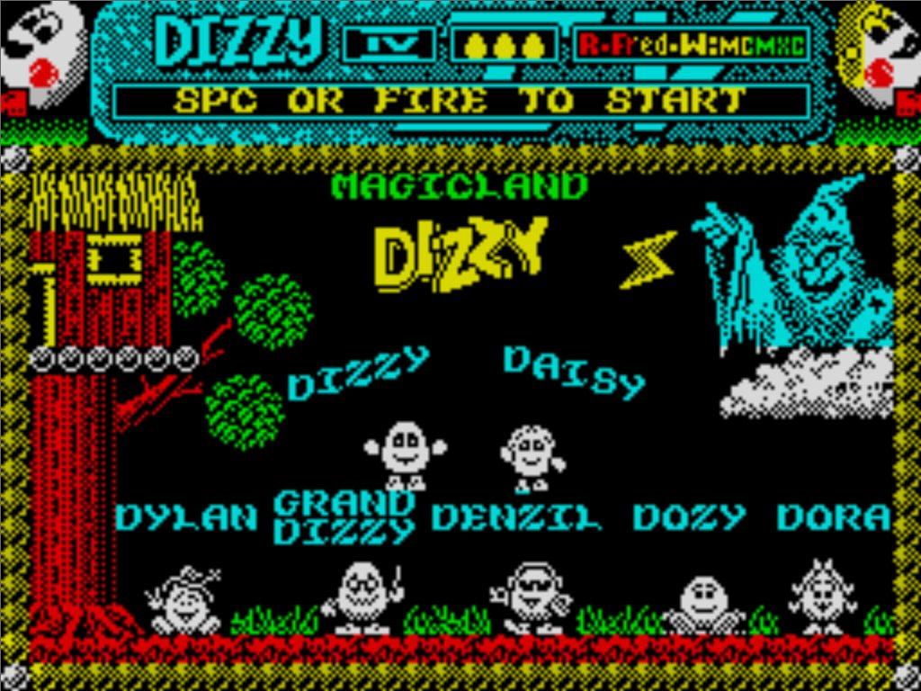 Dizzy IV